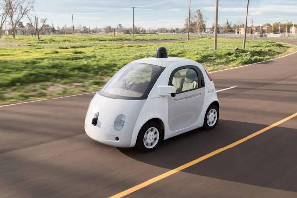 รถ Google ไร้คนขับ จะชาร์จพลังไฟฟ้าแบบไร้สายได้ด้วย