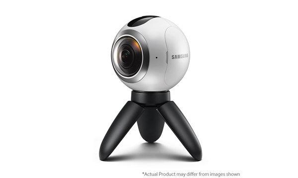 [MWC 2016] Samsung เปิดตัว Gear 360 กล้องแบบ 360 องศา ไว้เล่นสนุกกับ Gear VR