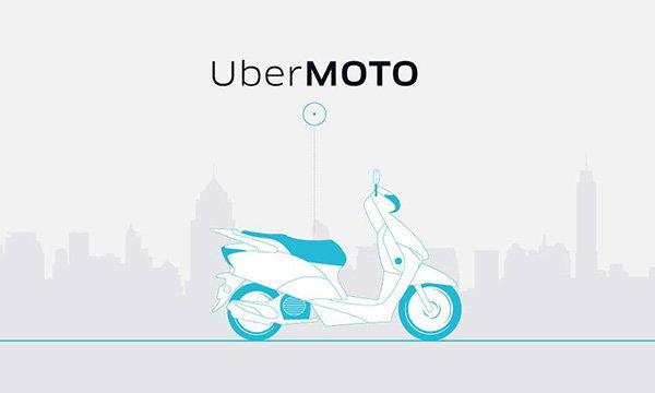 Uber MOTO บริการรถมอเตอร์ไซย์รับจ้างจาก Uber เปิดให้บริการครั้งแรกในไทย