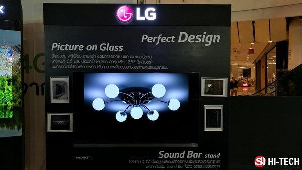 พรีวิว LG OLED TV E6T รุ่นล่าสุด จัดเต็มพร้อมเทคโนโลยี HDR ให้ภาพคมชัดกว่าเดิม