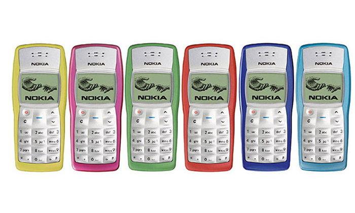 Uhans A101 สมาร์ทโฟนที่ได้แรงบันดาลใจมาจาก Nokia 1100 มือถือในตำนานที่ขายดีที่สุดในโลก