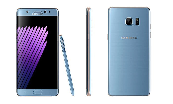 Samsung Galaxy Note 7 รุ่นความจุ 128GB จะเปิดตัวในจีนสัปดาห์หน้า