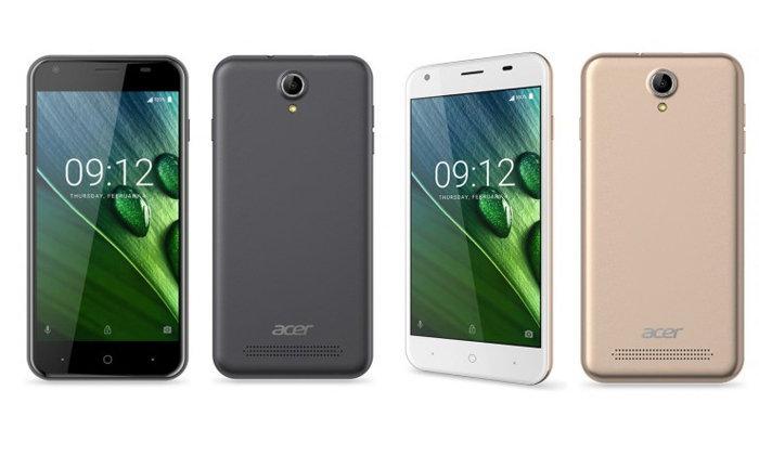 [IFA 2016] Acer เปิดตัว มือถือราคาประหยัด 3 รุ่นทั้ง Liquid Z6, Z6 Plus และ Iconia Talk S