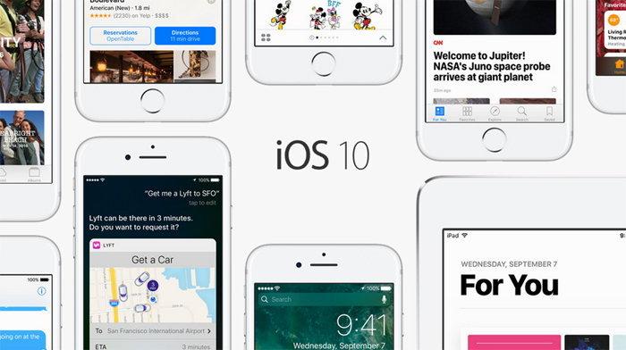 รายชื่อผลิตภัณฑ์ที่ไม่สามารถอัปเดท iOS 10 มีรุ่นไหนบ้างมาดูก่อนอัปเดทแล้วมีปัญหา