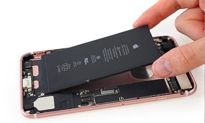 iFixit งัดแงะ iPhone 7 Plus พบใช้แรม 3GB แบตเตอรี่เยอะกว่า 6s Plus