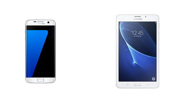 Samsung จัดหนัก ซื้อ Galaxy S7/S7 edge แถม Galaxy Tab A (2016) ขนาด 7 นิ้ว