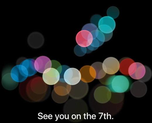Apple เคลื่อนไหวบน Twitter เตรียมพร้อมรับงานเปิดตัว iPhone 7