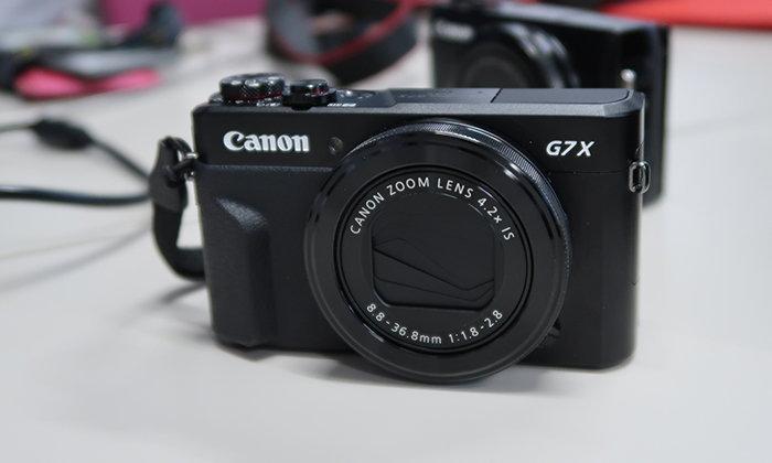 พรีวิว Canon Powershot G7X Mark 2 เห็นตัวแค่นี้แต่ลูกเล่นก็โปรนะ