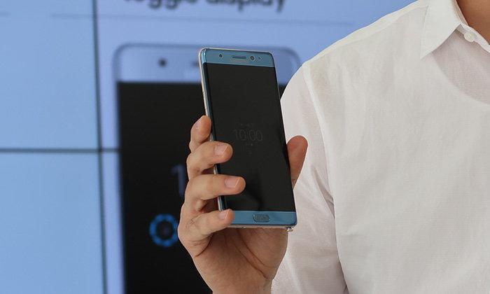 Samsung ประเทศไทย แถลงพร้อมดูแลลูกค้าที่จอง Galaxy Note 7 หลังหยุดขายถาวรทั่วโลก