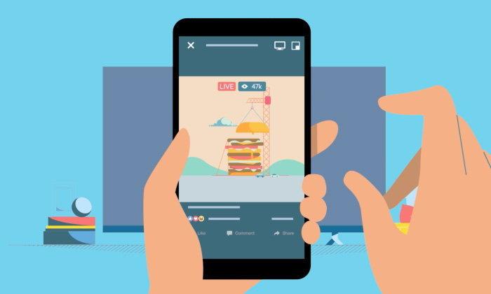 Facebook เพิ่มฟีเจอร์ Streaming วีดีโอ บน Chrome Cast และ Apple TV
