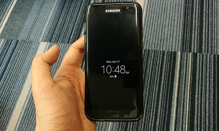 Samsung ปล่อย Update Firmware ใน Galaxy S7 ให้ปรับแต่ Always On ได้มากกว่าเดิม