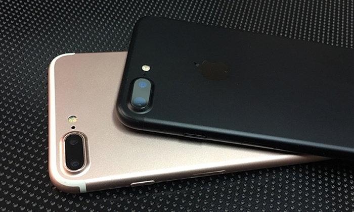 ส่อง iPhone 7 Plus เวอร์ชั่นโคลนนิ่งจากจีนเหมือนกว่านี้ไม่มีอีกแล้ว!!