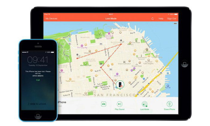 Apple อาจจะเพิ่มฟีเจอร์ใน Find My iPhone ให้หามือถือแม้ปิดเครื่อง