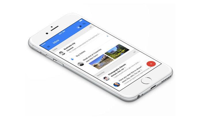 Gmail ปรับโฉมหน้าตาใหม่บน iOS ในรูปแบบ Material Design เหมือนเวอร์ชั่นอื่น