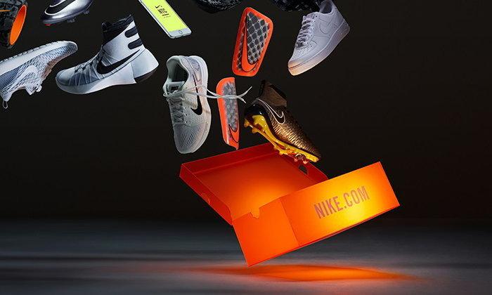 ไนกี้ เปิดให้บริการสั่งสินค้าออนไลน์ผ่าน Nike.com ในประเทศไทย