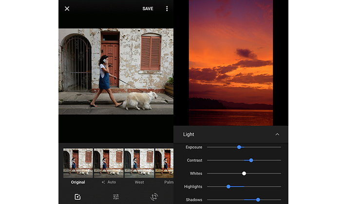 Google Photos เพิ่มเครื่องมือแต่งภาพขั้นเทพบน iOS และ Android
