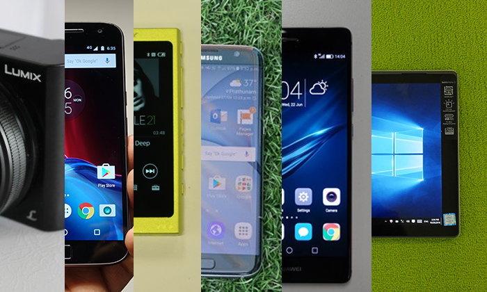 10 Gadget น่าประทับใจทีมงาน Sanook! Hitech ประจำปี 2016