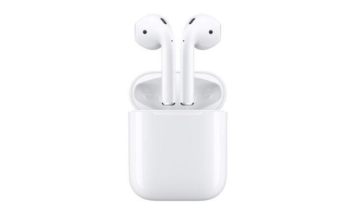 Apple AirPods หูฟังไร้สายแบบใหม่ของ Apple วางจำหน่ายแล้ว บน Apple Online Store