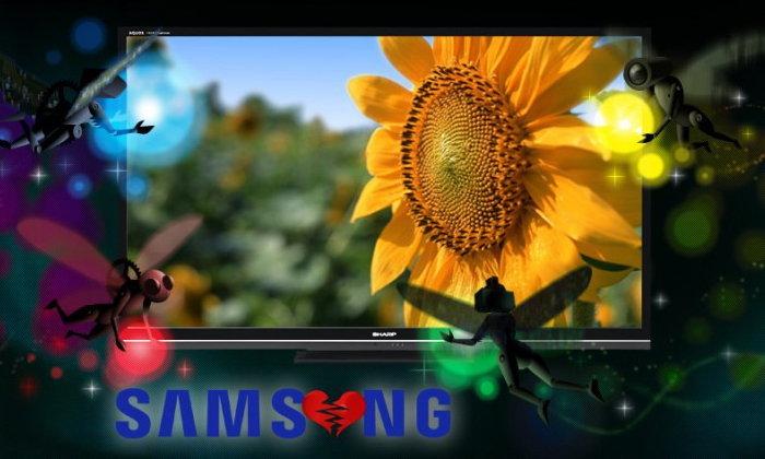 ชาร์ปหยุดส่ง LCD Panel ให้กับ Samsung