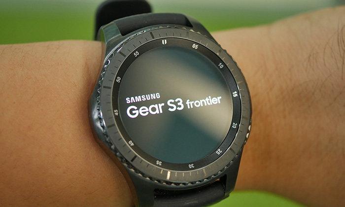 รีวิว Samsung Gear S3 Frontier Smart Watch อึดเพื่อขาลุยโดยตรง