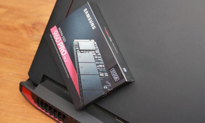 ทำไมอัพเกรดคอมแล้วยังช้าอยู่? ลองเปลี่ยนมาใช้ Samsung SSD NVMe 960 PRO ไหม