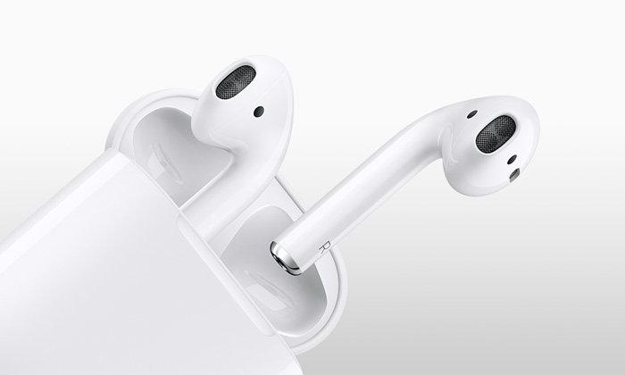 นักพัฒนาหัวใสคิด Apps Finder For AirPods เช็คสถานะว่าหูฟังอัจฉริยะรุ่นนี้ว่าอยู่ครบหรือเปล่า