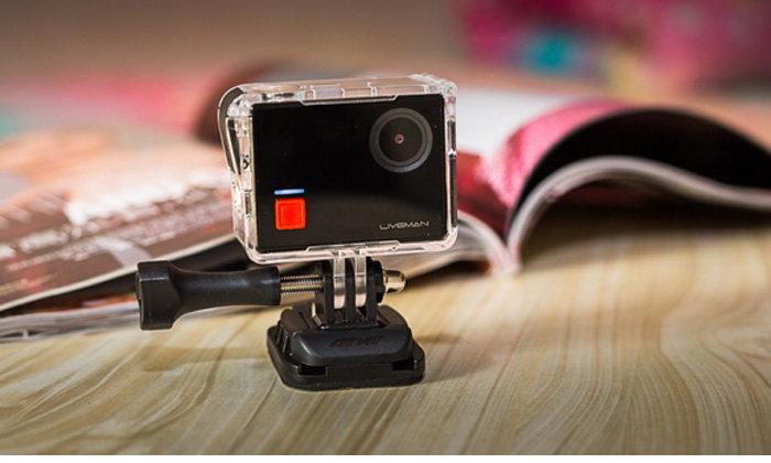 LeEco เปิดตัว Liveman C1 กล้อง Action Cam ตัวแรกพร้อมขายในจีนปลายเดือนนี้