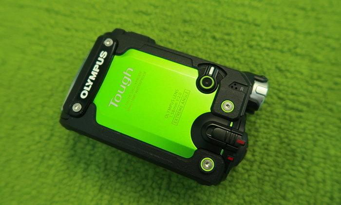 รีวิว Olympus Stylus TG-Tracker กล้องขาลุยครบเครื่องไม่เกิน หมื่น 5
