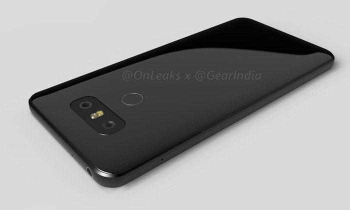 เผยภาพ Render ของ LG G6 อีกชุด ลาก่อน Modular Design