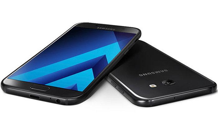 Samsung Galaxy A3 (2017) สมาร์ทโฟน A-Series รุ่นเล็กเปิดราคาในไทยแล้วที่ 11,900 บาท