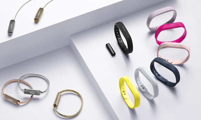 เปิดตัว Fitbit Flex 2 รุ่นใหม่ล่าสุดมีดีตรงกันน้ำ