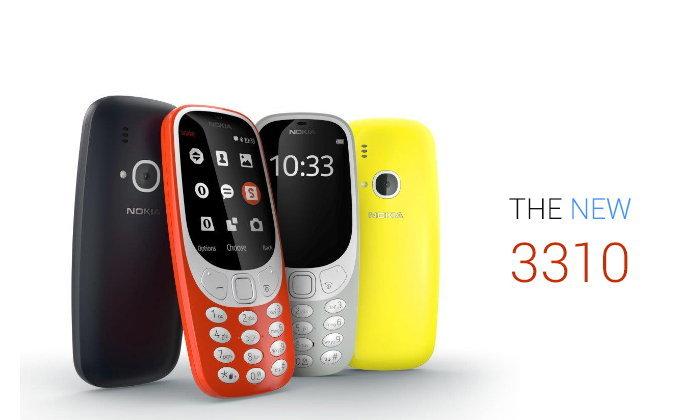 มาแล้ว Nokia 3310 ปรับโฉม เพิ่มฟีเจอร์แต่ยังคงดูสามัญชน