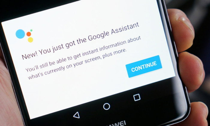 Google Assistant จะไม่ลงในเวอร์ชั่น Tablet ต่อให้เป็นเวอร์ชั่น 6.0 ที่ใช้ได้ก็ตามมา