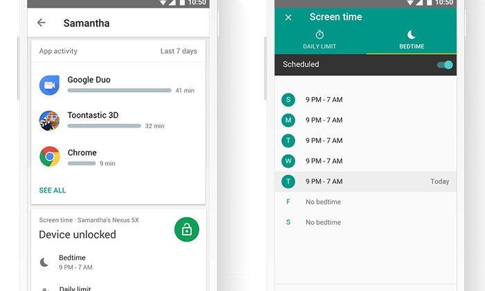 กูเกิลออกแอพ Family Link ควบคุมการใช้มือถือ Android ของลูกหลาน