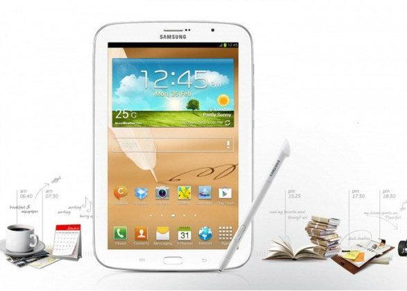 [รีวิว] Samsung Galaxy Note 8.0 แท็บเล็ตตัวแรงขนาด 8 นิ้ว