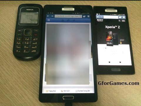 Galaxy Note 3 ภาพหลุดโผล่อีกแล้ว!!!