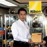 Niks (Thailand) มอบของรางวัลแก่ผู้โชคดีจากงาน Nikon Day 2008