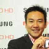 ซัมซุงควงคู่ ชมพู่  อารยา เปิดตัว ซัมซุง NV100HD