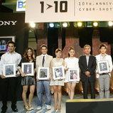 โซนี่ไทยฉลองครบรอบ 10 ปีไซเบอร์ช็อตยิ่งใหญ่