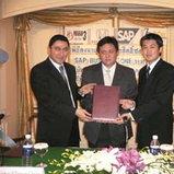 เอส เอ พี รุดหน้าบุกตลาดอุตสาหกรรมยานยนต์และ SME
