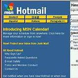 Hotmail เพิ่มพื้นที่ 250MB ชนแหลกยาฮู-จีเมล