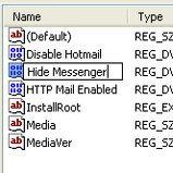 วิธีกำจัด MSN Messenger ออกจากเครื่องคอมพิวเตอร์