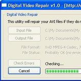 ไฟล์วิดีโอเดี้ยง...ยังซ่อมได้