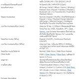 Sony : WALKMAN Video MP3 - NW-A808