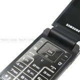 Samsung S3600 ฝาพับเรียบหรู งานประกอบเนี้ยบๆ
