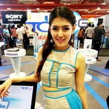 Thailand Mobile Expo 2013 Showcase