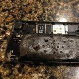 iPhone 5s ระเบิด