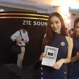 บรรยากาศเปิดตัว ZTE AXON 7