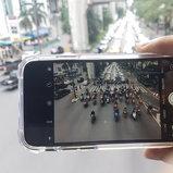 ตัวอย่างภาพถ่ายจาก Samsung Galaxy S7