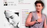 สถิติที่น่าสนใจของ เจมส์ จิรายุ ใน instagram